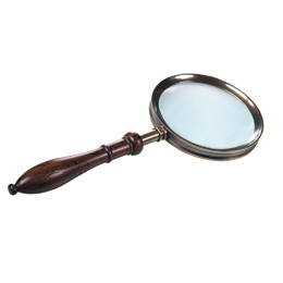 Vergrootglas, Magnifying Glass