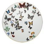Vista Alegre servies Butterfly Parade by Cristian Lacroix