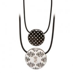 Ketting Dots Floral Château collectie