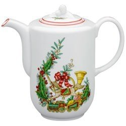 Christmas Magic koffiepot 1,419 liter