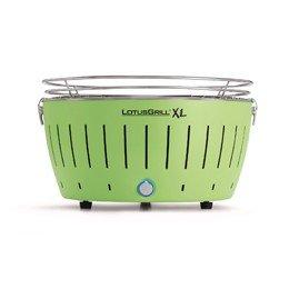LotusGrill XL Tafel BBQ, groen