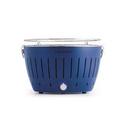 LotusGrill Classic Tafel BBQ, diepblauw