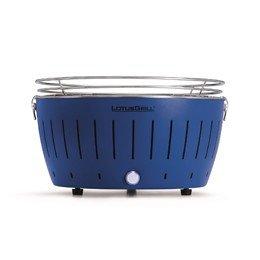 LotusGrill XL Tafel BBQ, diepblauw