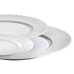 Pillivuyt servies Basket Bord 4 maten
