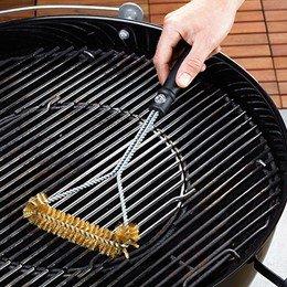 GEFU Triangelborstel BBQ