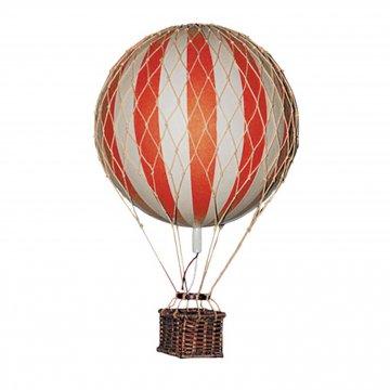 Luchtballon, rood, Ø 8,5 cm