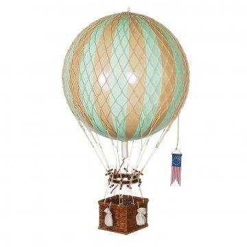 Luchtballon, mint, Ø 32 cm
