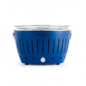 Lotus Grill Classic Hybrid tafelbarbecue blauw Ø 35 cm