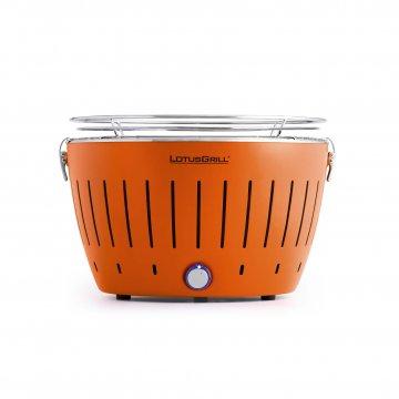 Lotus Grill Classic Hybrid tafelbarbecue oranje Ø 35 cm