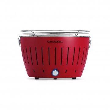 Lotus Grill Classic Hybrid tafelbarbecue rood Ø 35 cm