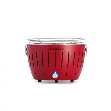 Lotus Grill Mini tafelbarbecue rood Ø 29,2 cm