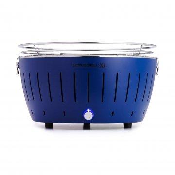 Lotus Grill XL Hybrid tafelbarbecue blauw Ø 43,5 cm