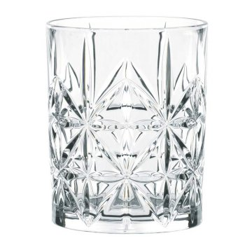 Nachtmann serie Highland whiskyglas, 4 stuks