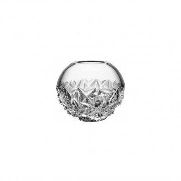 Orrefors Carat Globe vaas H 10,8 cm
