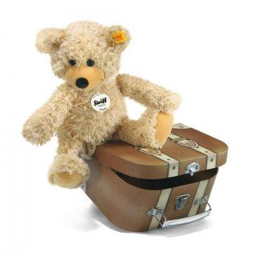 Steiff Charly in koffer, 30 cm, op voorraad!